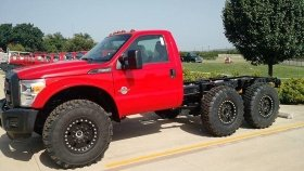 Conversions | 6 Wheel Drive