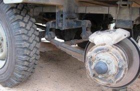 Land Rover Perentie 6x6 | 6 Wheel Drive