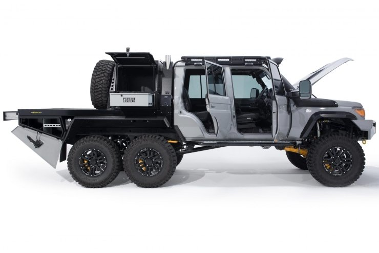 Patriot Campers Megatourer 6x6