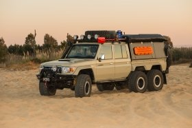 TJM Pretoria East Land Cruiser 6x6